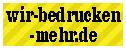 Logo von Wir-bedrucken-mehr
