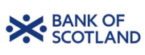 Logo von Bank of Scotland