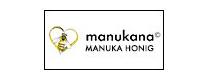Logo von Manukana Bio Manuka Honig