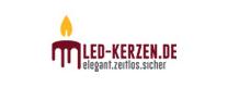 Logo von LED-Kerzen.de