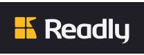 Logo von Readly 1 Monat kostenlos